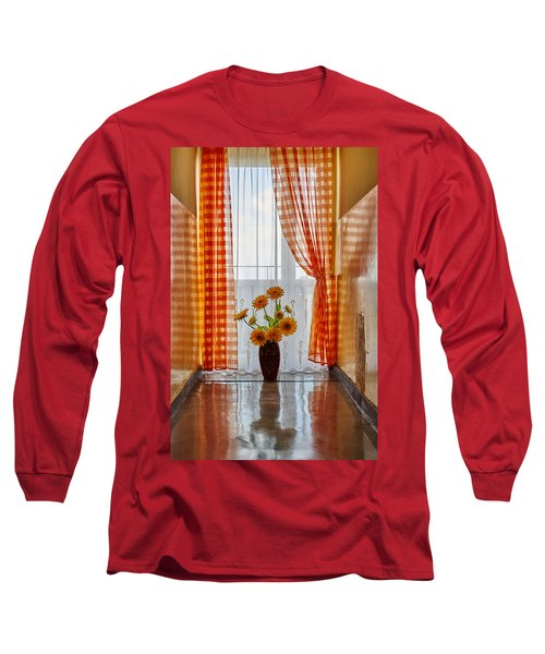 Amber View Long Sleeve T-Shirt