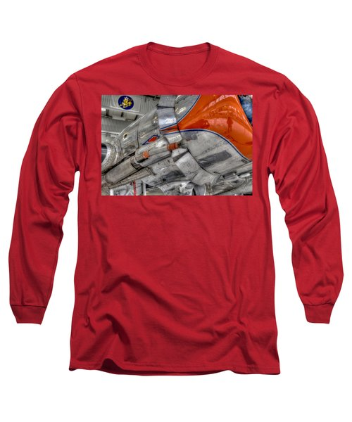 American 4plane, Airplane, Vintage Plane, War Plane, Museum Plane, Air Plane Museum, Air Craft. Cali Long Sleeve T-Shirt