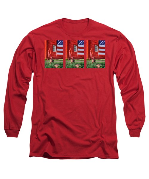 American Farm - 1 - Mug Long Sleeve T-Shirt