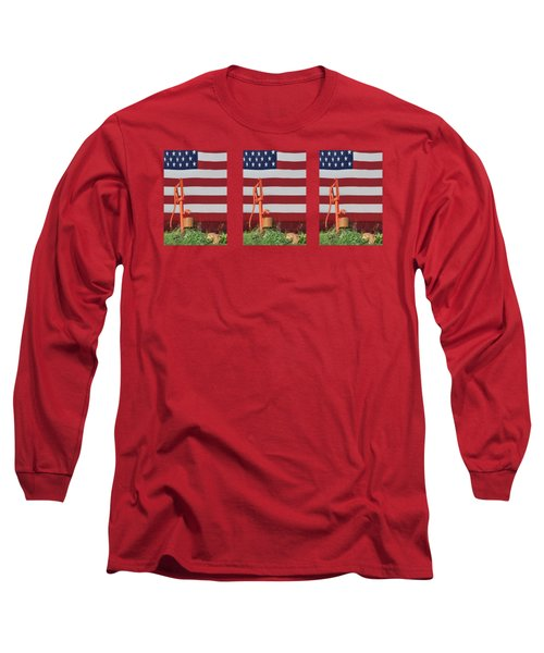 American Farm - 2 - Mug Long Sleeve T-Shirt