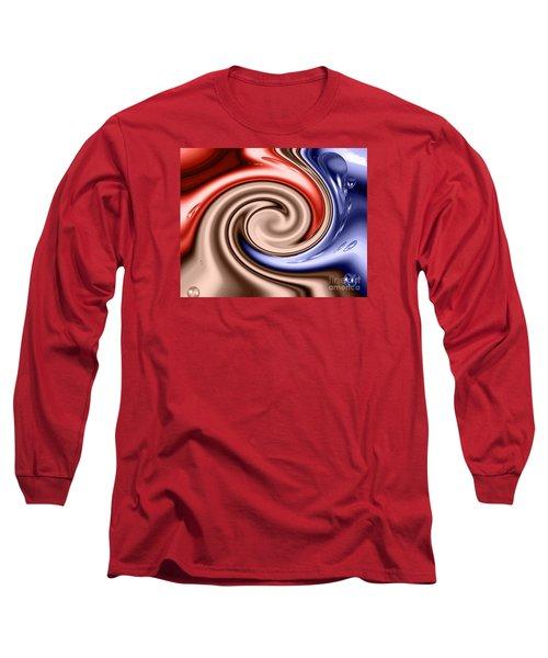 American Turmoil Long Sleeve T-Shirt
