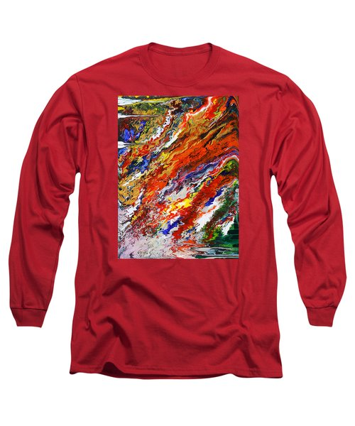 Amplify Long Sleeve T-Shirt by Ralph White