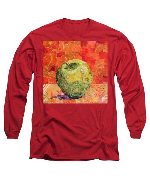 An Apple For Granny Long Sleeve T-Shirt