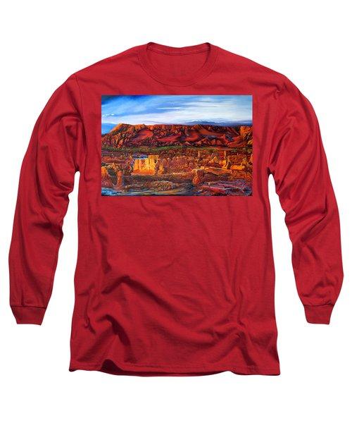 Ancient City Long Sleeve T-Shirt