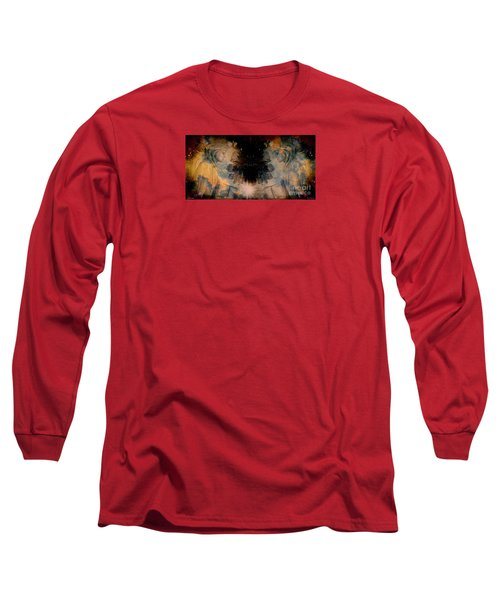 Angels Administering Spiritual Gifts Long Sleeve T-Shirt