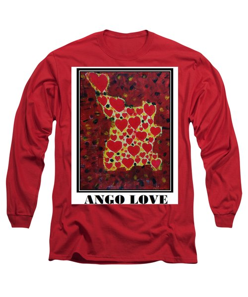 Ango Love Long Sleeve T-Shirt