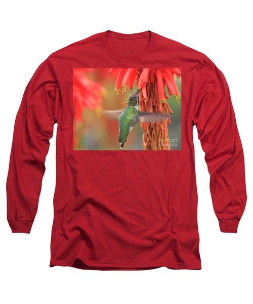 Annas Garden Long Sleeve T-Shirt
