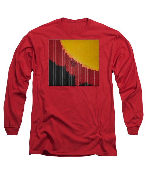 Anomaly At The Sun Long Sleeve T-Shirt