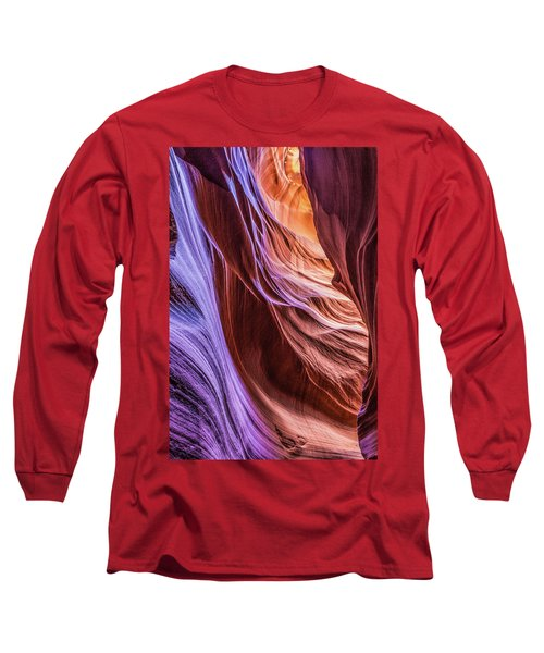 Antelope Canyon Air Glow Long Sleeve T-Shirt