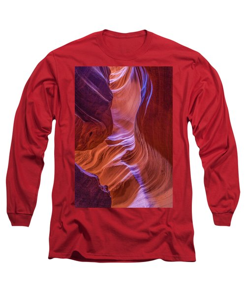 Antelope Canyon Beauty Long Sleeve T-Shirt