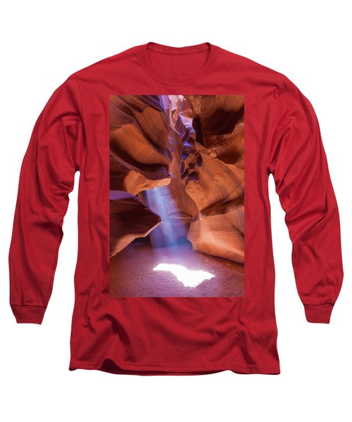 Antelope Lightshaft I Long Sleeve T-Shirt