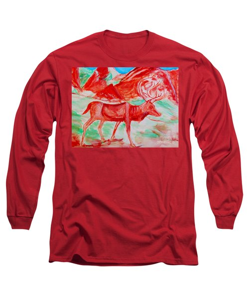 Antelope Save Long Sleeve T-Shirt