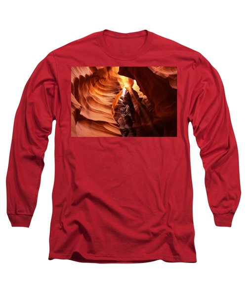 Antilope Canyon Long Sleeve T-Shirt