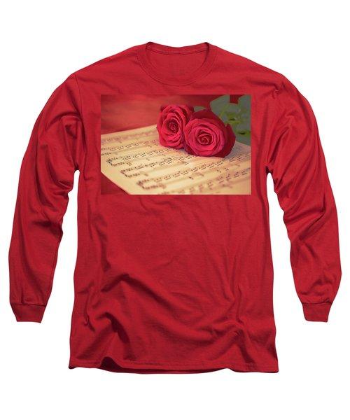 Appassionata Long Sleeve T-Shirt by Iryna Goodall
