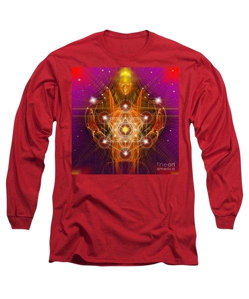 Archangel Metatron Long Sleeve T-Shirt