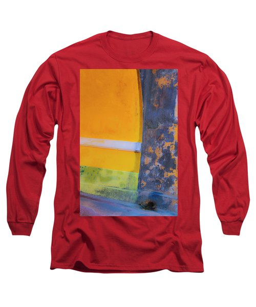 Archway Wall Long Sleeve T-Shirt by Stephen Anderson
