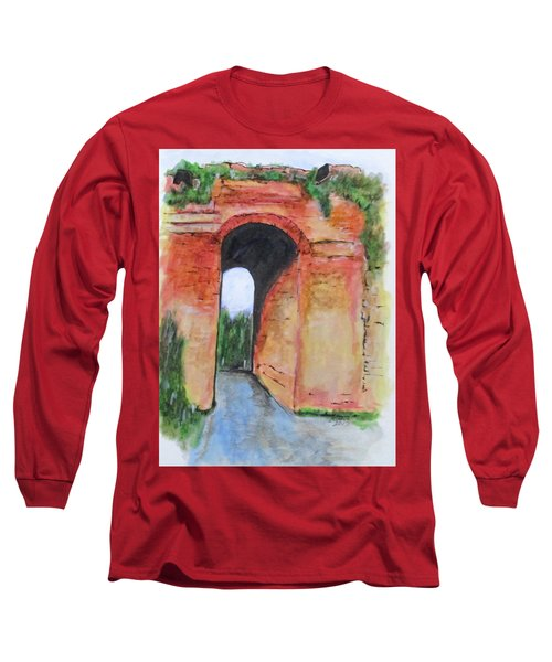 Arco Felice, Revisited Long Sleeve T-Shirt