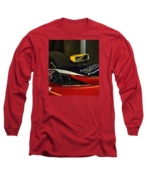 Argent Mortgage Pioneer Indy Car 21162 Long Sleeve T-Shirt