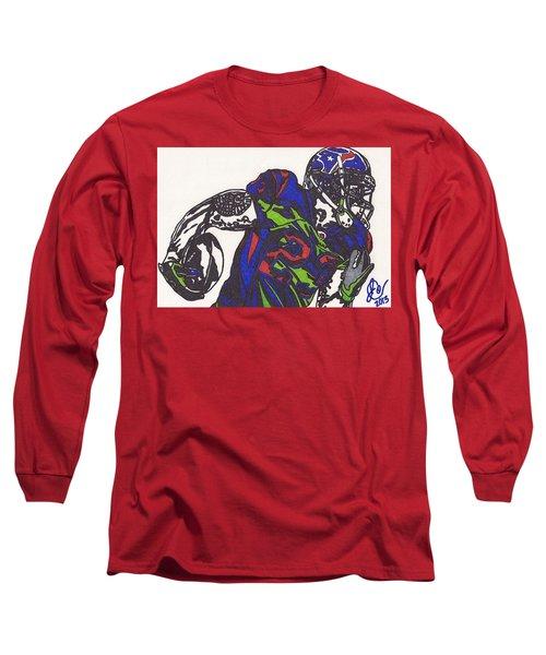 Arian Foster 1 Long Sleeve T-Shirt