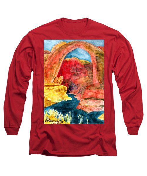 Arizona Rainbow Long Sleeve T-Shirt