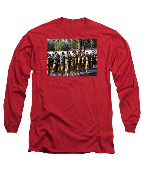 Armenian Dancers 2 Long Sleeve T-Shirt