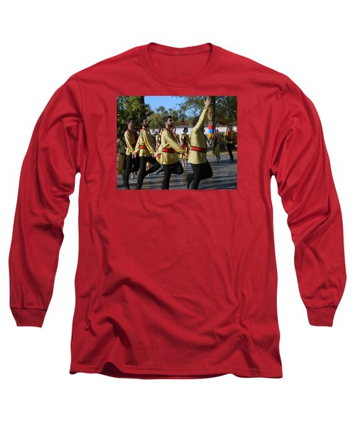 Armenian Dancers 6 Long Sleeve T-Shirt