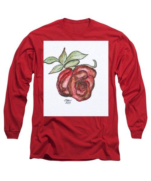 Art Doodle No. 29 Long Sleeve T-Shirt