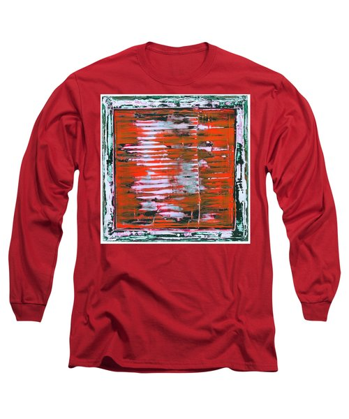 Art Print California 11 Long Sleeve T-Shirt