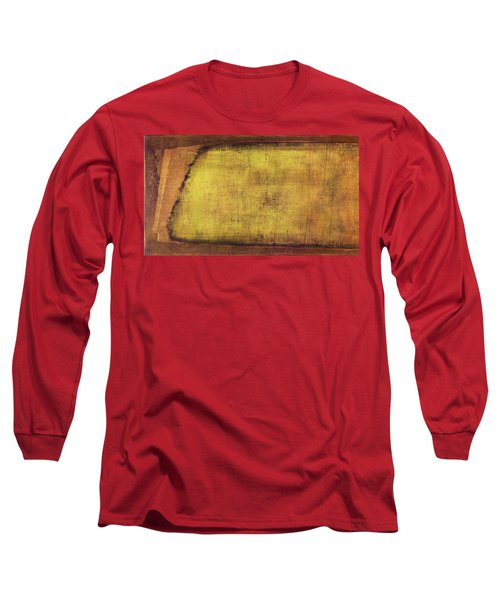 Art Print Terra Long Sleeve T-Shirt