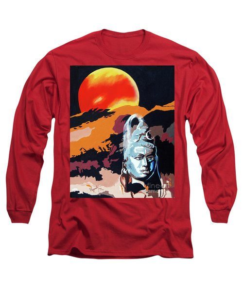 Artistic Vision Of The Almighty Long Sleeve T-Shirt
