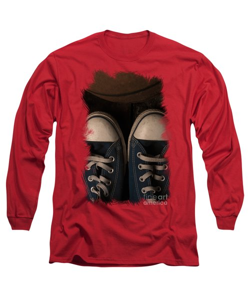 Time To Play Long Sleeve T-Shirt by Eugene Campbell