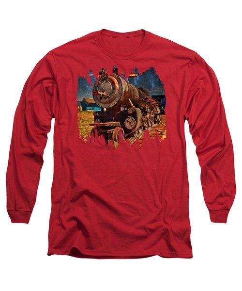 Old 44 Long Sleeve T-Shirt by Thom Zehrfeld