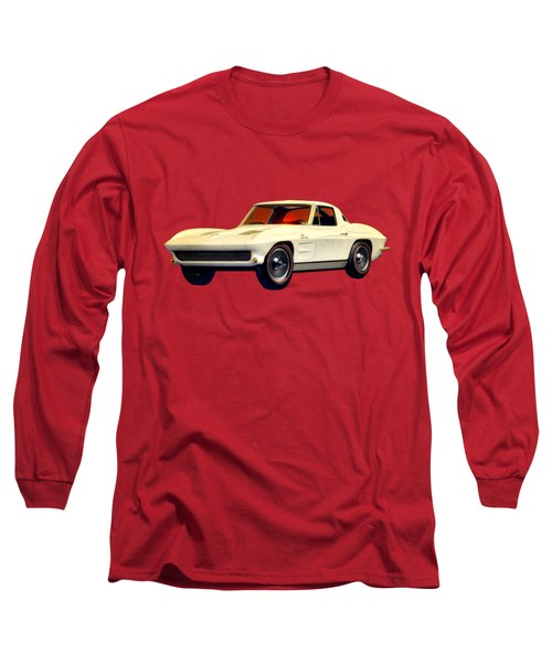 1963 Corvette 2nd Generation Long Sleeve T-Shirt