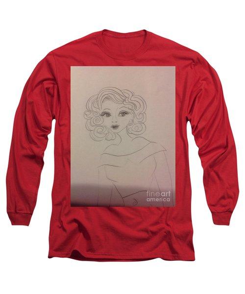 Ashley Barbour Long Sleeve T-Shirt by Philip Bracco