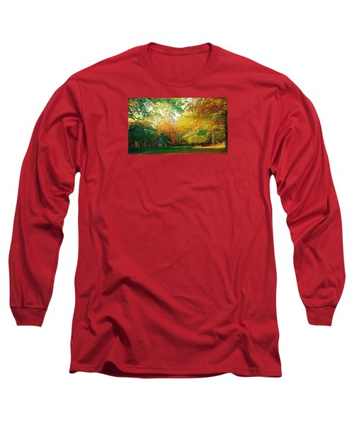 Ashridge Autumn Long Sleeve T-Shirt