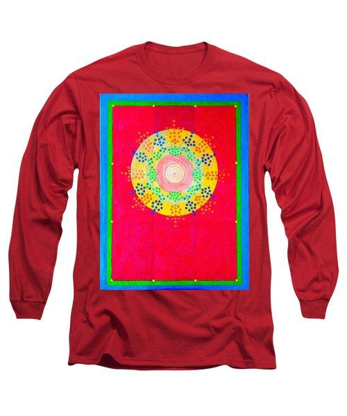 Asia Sun Long Sleeve T-Shirt