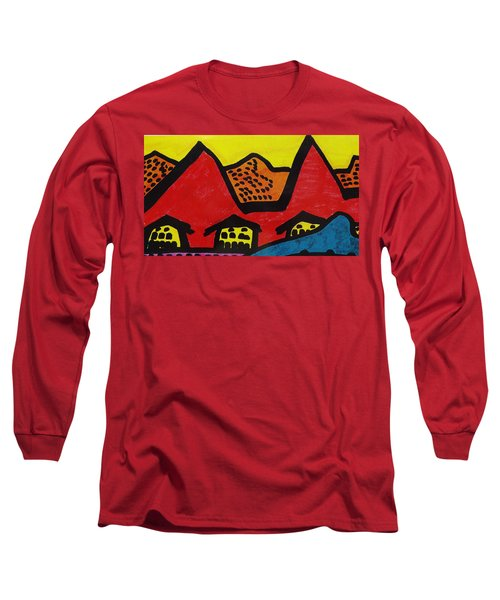 Asian Village  Long Sleeve T-Shirt