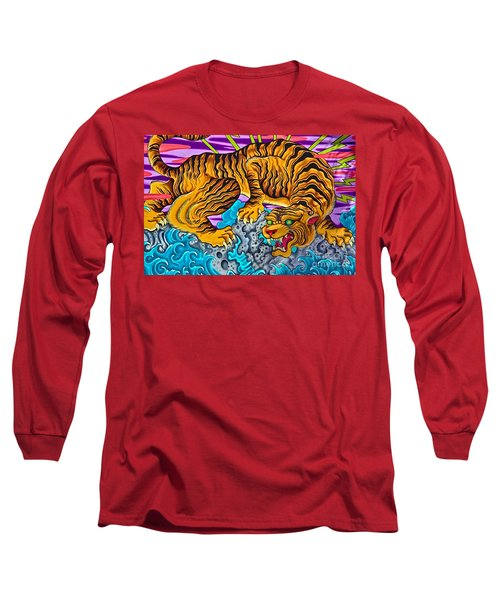 Asphalt Jungle Long Sleeve T-Shirt