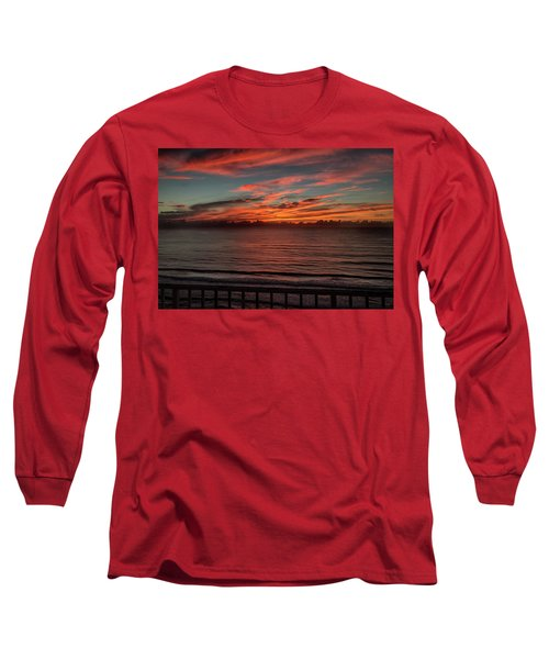 Atlantic Sunrise Long Sleeve T-Shirt