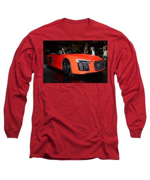 Audi R8 Long Sleeve T-Shirt