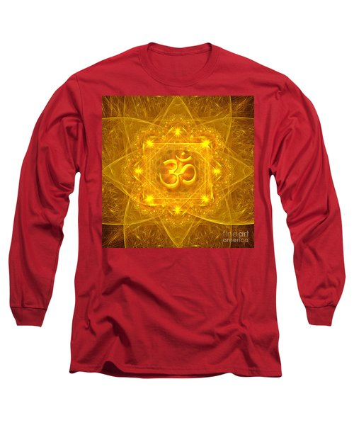 Authentic Om  Long Sleeve T-Shirt