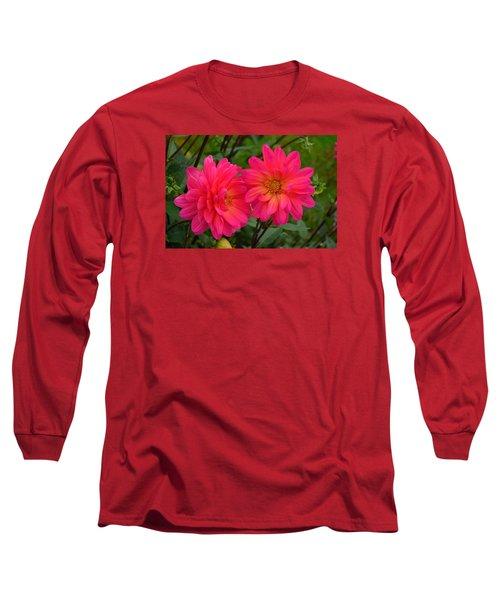 Autumn Colors Maine Long Sleeve T-Shirt