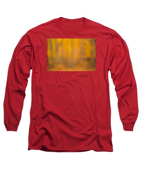 Autumn Forest Long Sleeve T-Shirt