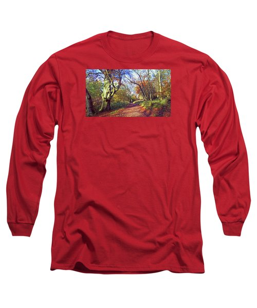 Autumn In Ashridge Long Sleeve T-Shirt