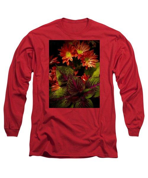Autumn Inside Long Sleeve T-Shirt by Tim Good