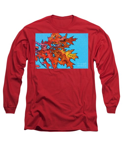 Autumn Leaves 14 Long Sleeve T-Shirt