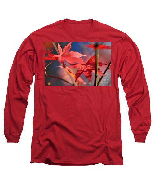 Autumn Maple Long Sleeve T-Shirt