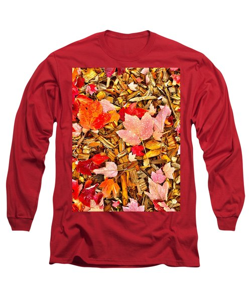 Autumn Potpourri Long Sleeve T-Shirt