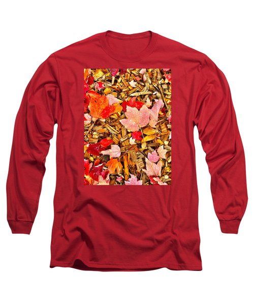 Autumn Potpourri Long Sleeve T-Shirt