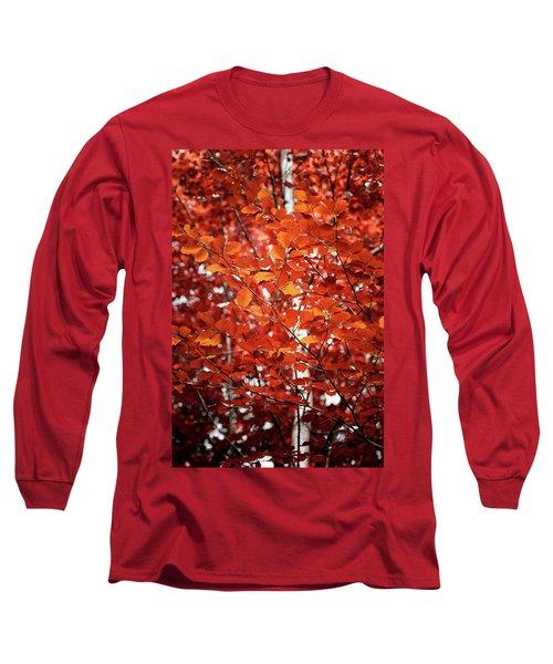 Autumn Triumph Long Sleeve T-Shirt